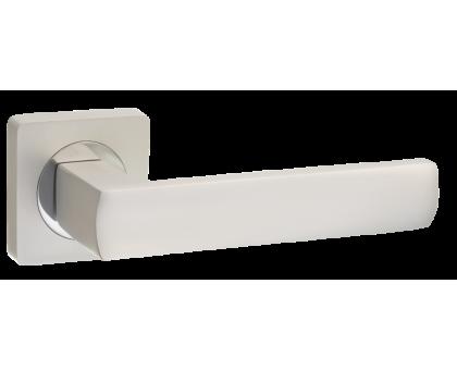 Дверная ручка Puerto AL 527-02 PW жемчужный