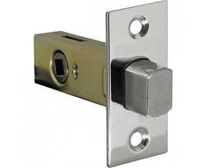 Дверная задвижка RENZ L-BK 45 C хром