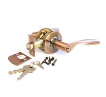 Дверная ручка-защелка Сириус 200-00 AC медь ключ/фиксатор