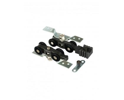 Комплект роликов TIXX DR 13 (эконом) для раздвижных дверей
