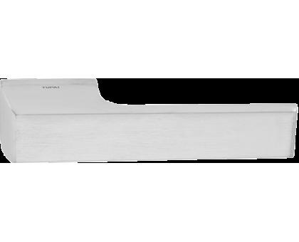 Дверная ручка Tupai Melody 3099 RE матовый хром 96
