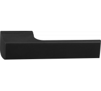 Дверная ручка Tupai Melody 3099 RE черная 153