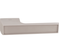 Дверная ручка Tupai Melody Vario 3089 RE никель 142