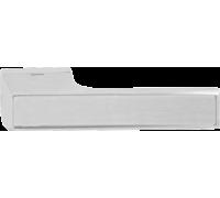 Дверная ручка Tupai Melody Vario 3089 RE матовый хром 96