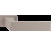Дверная ручка Tupai Novinka 3033 RE никель 142