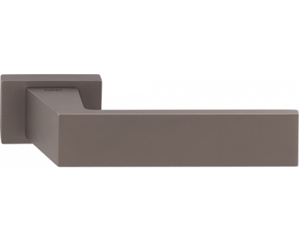 Дверная ручка Tupai Novinka 3033 RE титан 141