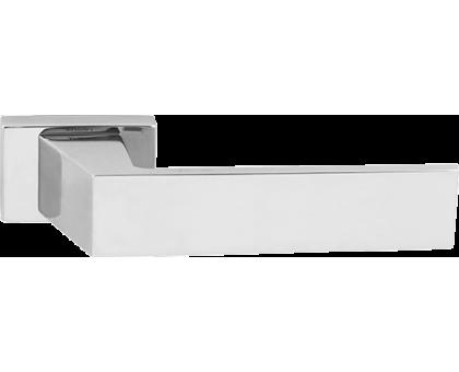 Дверная ручка Tupai Novinka 3033 RE хром 03