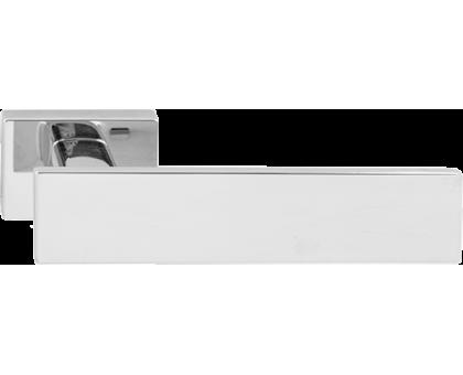 Дверная ручка Tupai Linha 2730 RE хром 03