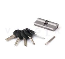 Цилиндровый механизм Vanger HM-70-CR хром ключ/ключ с перфорацией