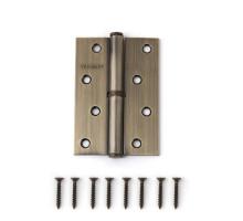 Петля дверная съемная Vanger 100мм бронза 100*70*2,5-P-AB-R правая
