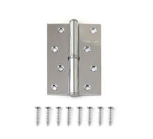 Петля дверная съемная Vanger 100мм хром 100*70*2,5-P-CR-L левая
