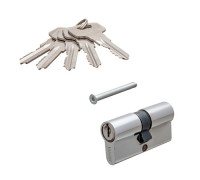 Цилиндровый механизм Vanger IC-60-CR хром ключ/ключ
