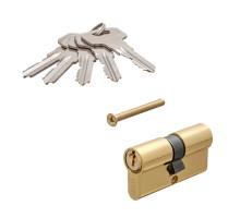 Цилиндровый механизм Vanger IC-60-G золото ключ/ключ