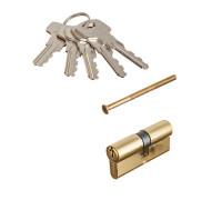 Цилиндровый механизм Vanger IC-70-G золото ключ/ключ
