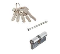Цилиндровый механизм Vanger IC-70(30/40)-CR хром ключ/ключ