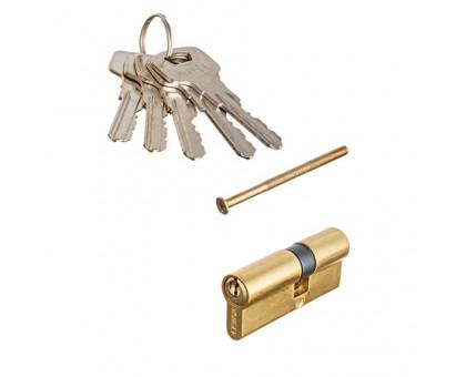 Цилиндровый механизм Vanger IC-70(30/40)-G золото ключ/ключ