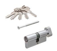 Цилиндровый механизм Vanger IC-70-C-CR хром ключ/верт.