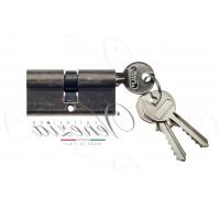 Ключевой цилиндр Venezia 70мм серебро антич. ключ/ключ