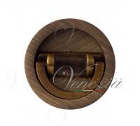 Ручки для раздвижных дверей Venezia U155 бронза мат.