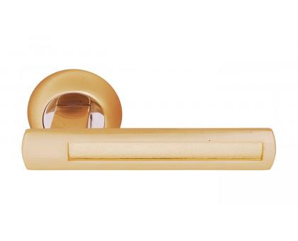 Дверная ручка Vilardi Мария матовое золото