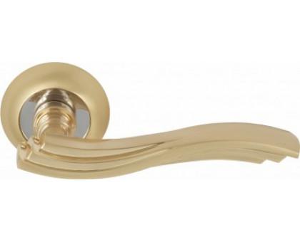 Дверная ручка Vilardi Изабелла матовое золото